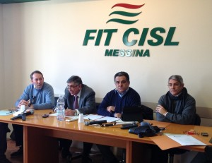 Cons. Generale Fit Cisl Messina