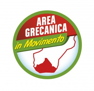 Logo AREA GRECANICA IN MOVIMENTO