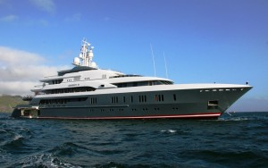Yacht Queen K - Image courtesy of EIDSGAARD DESIGN