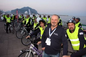 Pedalata solidale a Palermo 'Take a step for Diabetes'
