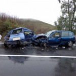 Incidenti stradali: scontro tra auto su SS 514, un morto