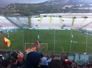 Messina Curva sud