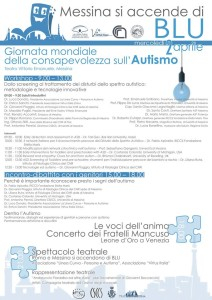 programma messina autismo