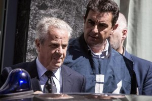 Former  Italian  Minister Claudio Scajola arrested by DIA