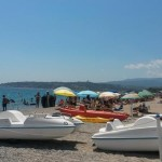 Estate:Calabria;temperature in aumento, corsa a spiagge