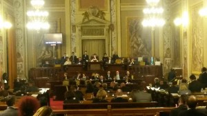 Governo in aula all'Ars