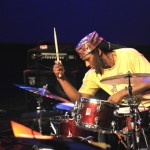 The Cool Runnings Orchestra perform during the ninth annual Jazzforum Budapest
