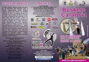 Buskers Calabria