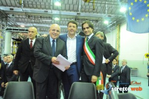 oliverio, renzi, falcomatà