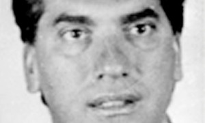 Domenico Rancadore, the mafia boss who has been detained on a European arrest warrant