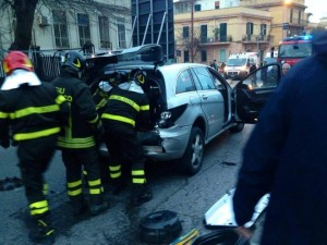 messina incidente