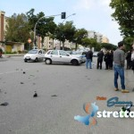 Viale Calabria incidente (1)