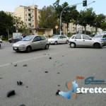 Viale Calabria incidente (2)