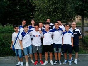 Foto NBS Allievi a Montecatini