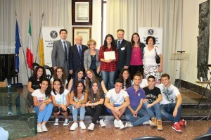 "Key Club ""L.C. Campanella Juppiter RC""."