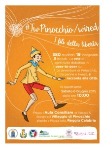 pinocchio wired