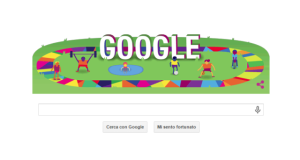 google doodle Special Olympics World Games1