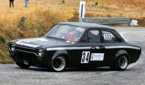Chris Tanti (Ford Escort Rs 2000 MK1)