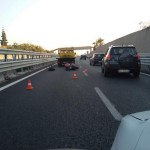 reggio incidente moto (2)