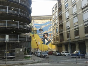 street art messina