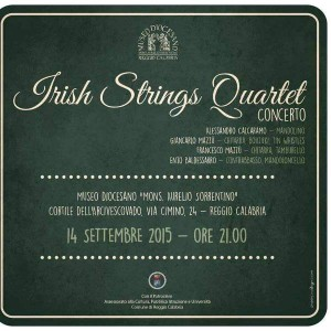 irish strings quartet