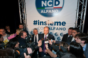 angelino alfano e nino germanà