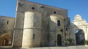 GERACE CATTEDRALE PARTE ABSIDALE