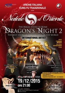 Locandina Dragon's Night