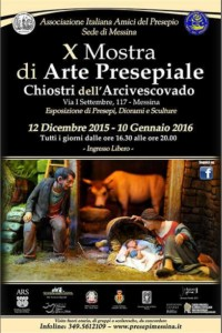Presepe Messina
