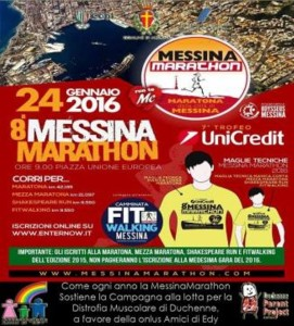 Messina Marathon-VII Trofeo UniCredit