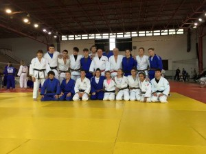 Nazionale under 18 in collegiale training camp