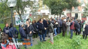 Sit-in Parco Caserta (5)