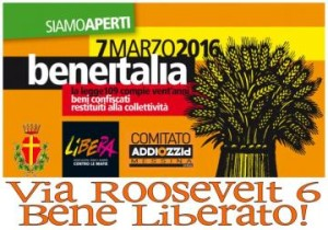 libera messina via roosevelt