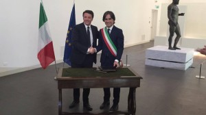 firma patto renzi falcomatà