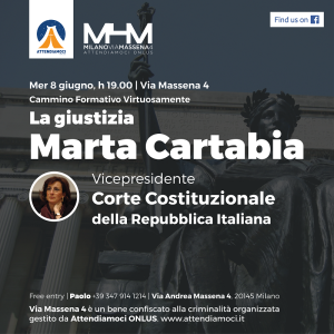 2016.06.08 Marta Cartabia in Via Massena 4 - Milano
