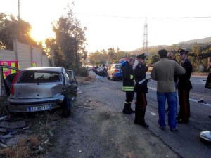 Incidente SS 106 Reggio C