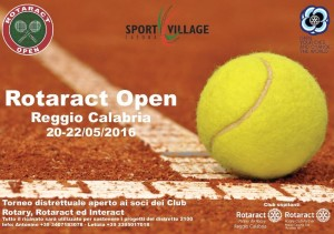 rotaract open