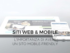 Importanza di avere un sito web mobile-friendly