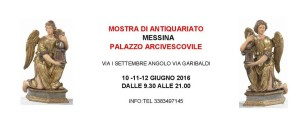 mostra antiquariato messina