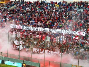 reggina messina derby tifosi curva sud