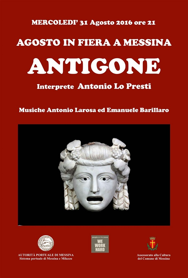 antigone 13 How would this play be different if the female lead, antigone, were a male antigone and gender november 9, 2009 by samantha pixar on november 13, 2009 at 12:55 am | reply mario vargas llosa.