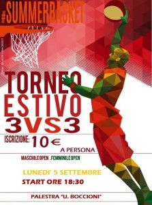 basket 3Vs3