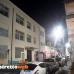 Incendio di due veicoli in via filippini (3)