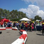 Karting in piazza (3)