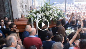francesco corriera funerali