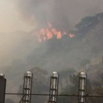 INCENDIO MESSINA ANNUNZIATA