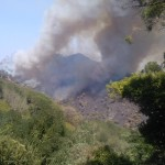 incendio reginella messina