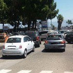messina traffico in tilt (1)