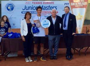 Tennis Europe Junior Master, (3)