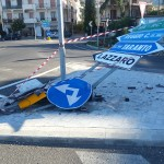 incidente rotatoria lazzaro nord